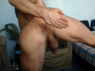Hung Stud Jerk Off