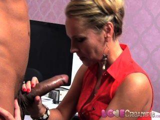 Love Creampie Massive Cock Delivers Huge Load Of Cum Deep Inside Sexy Milf