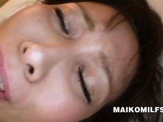 Mayumi Miyazaki - Japanese Oldie Fucked Endlessly