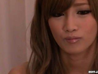 Japanese Girls Enchant Attractive Sister Public.avi