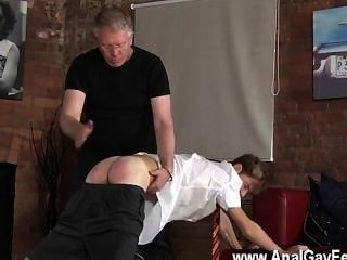 Twink Video Spanking The Schoolboy Jacob