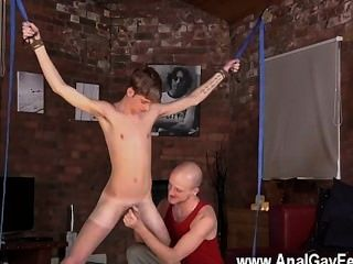 Gay Movie Kieron Knight Loves To Deepthroat The Steaming Cum Explosion