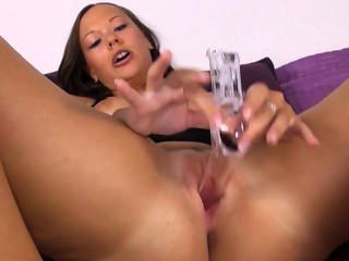 Portuguese Model Gaping With Gyno Toys