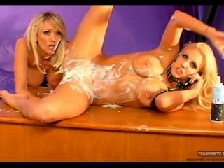 Danni  And Lucy Zara Cream