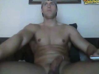 Hot Muscle Guy Cam Jo
