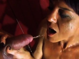 Mature Slut Very Hard Throatfucked