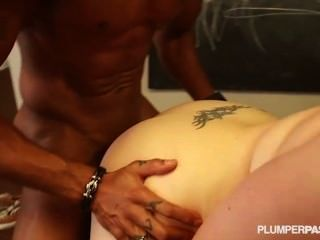 Busty School Girl Nikky Wilder Fucks Her First Bbc