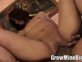 Young Brunette Want To Fucked Hard And Want A