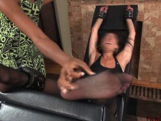 Tickleabuse - Feathers And Nylons
