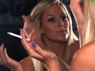 Imogen Thompson Smoking 2