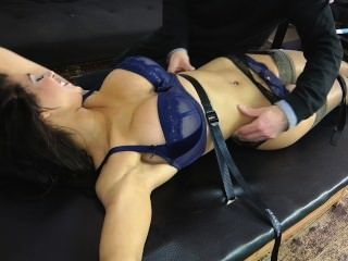 Olivia Tickled Out Of Her Mind