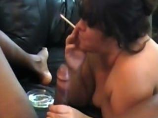 Mature Smoker 2