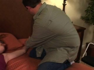 Anne Bedspread And Tickle Tortured