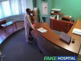 Fakehospital Dirty Doctor Explores Every Inch Of Ravishing Blondes Body