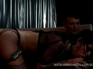 Strip Club Threesome - Nikki Hearts & Brandy Aniston