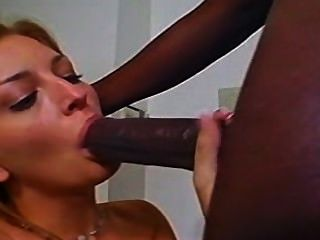 Avy Scott Little White Chicks... Big Black Monster Dicks 17