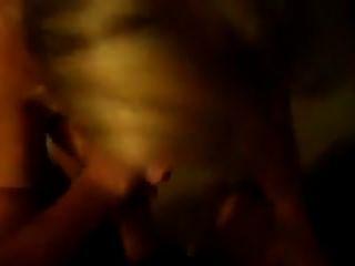 Blonde Gf Blows Her Bf