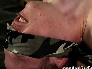 Amazing Gay Scene Wanked And Waxed To The