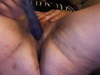 Chubby Wife Masturbating And Squirting