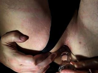 Assplay 003 - Glass Buttplug