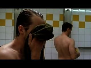 Jonas Karlsson And Michael Nyquist Nude In Shower