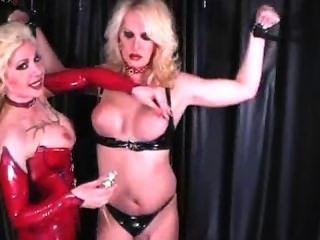 Eva Vortex Bdsm Shemales Blonds Fuckmachine