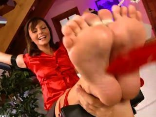 Sandra Tickle Tortured
