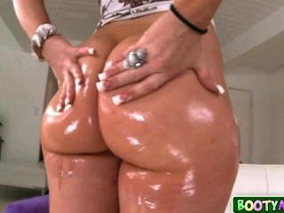 Redhead Teen With Huge Ass Takes A Load In The Ass 26