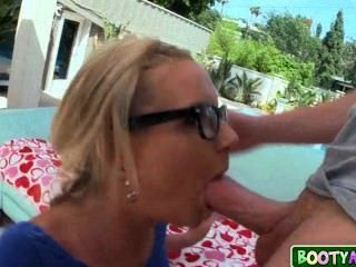 Phoenix Marie Takes A Huge Cock In Her Massive Ass 12