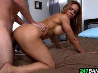Latina Maid Fucked After Cleaning.9