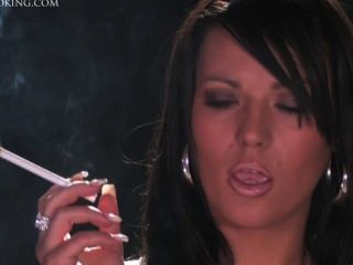 Rachel Smoking 6