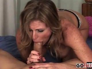 Sexy Mom Jade Jamison Getting Fucked Hard By Boy