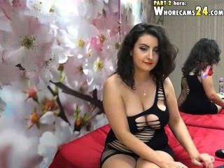 Big Doloris In Hot Live Cams Do Great To Rebecca With Colombian