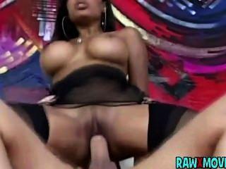 Hot Exotic Ebony Slut