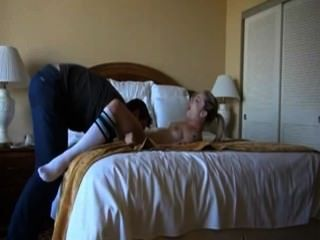 Simona Gets Fucked On The Bed