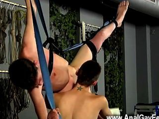 Gay Movie Of With His Bootie Fingered And Played With, He Soon Gets A Ht