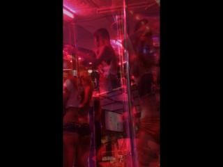 Hot Thai Chicks Pole Dancing