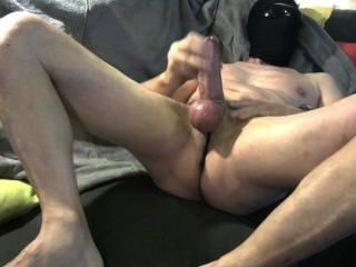 Cumshot On My Belly