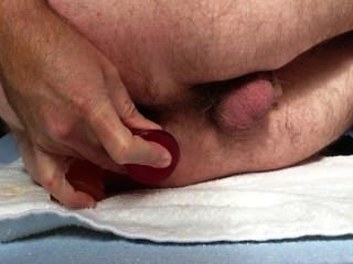 Dildo Fun In My Ass!!!