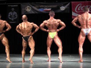 Musclebull Silver Posers: Nabba Czech Championships 2014