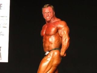 Musclebull John: 2014 Team Universe Bodybuilding
