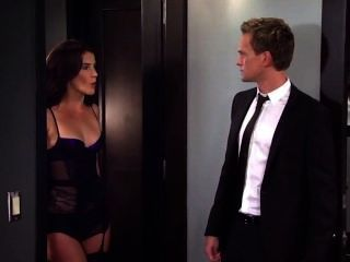 Cobie Smulders In How I Met Your Mother S08e09