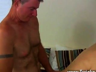 Amazing Gay Scene Daddy Brett Obliges Of Course, After Sharing Some Oral