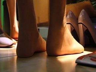 Three Hostesses Feet That Hurt 2