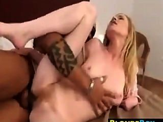 Cute Girl Fucked By A Big Black Cock