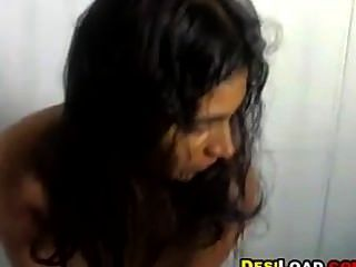 Girl Playing With Her Boyfriends Cock
