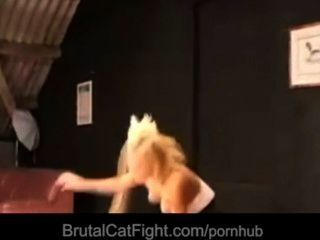 Blonde Noisy Slut Hard Spanked And Fucked To Stop