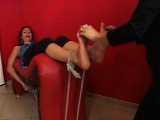 Marcia And Bruna Tickle