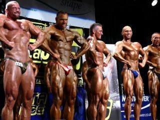 Musclebull: Competitor No 152 - Nabba Austrian Open 2014
