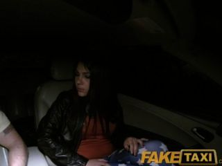 Faketaxi Brunette Tourist Sucking And Fucking For A Ride Home